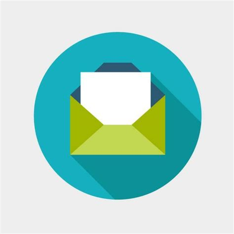 email icon vector email icon vector icon download at vectorportal