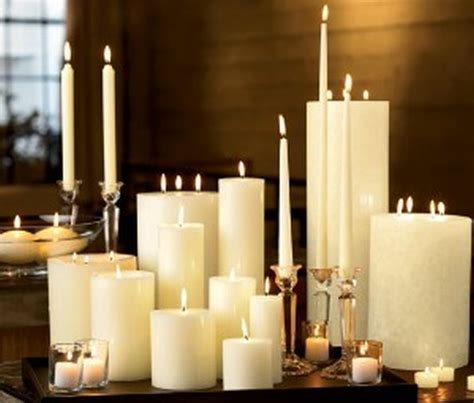 candele decorate interior decoration ideas with candles home designs project