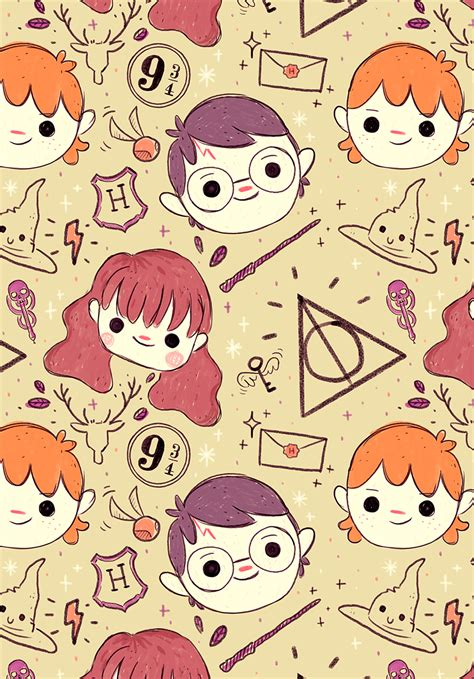 Iphone Wallpaperhard Caseiphone Casesmua Hp harry potter pattern my fandoms harry potter patterns and wallpaper