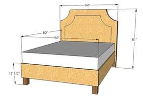 How Wide Is A Size Bed Frame by What Is The Width Of A Size Bed Frame Bedding