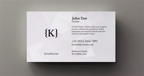Business Card Titles For Owners