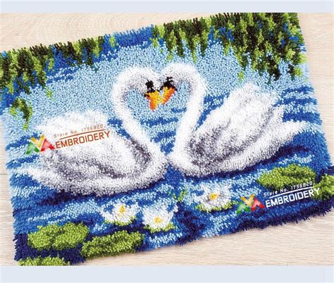 yarn rug hooking kits 1000 ideas about latch hook rug kits on latch hook rugs rug yarn and rug hooking