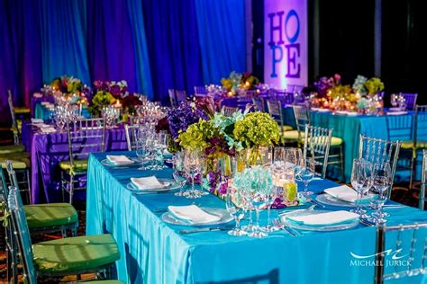 Turquoise And White Wedding Decorations Purple And Turquoise Party Theme Archives Decorating Of