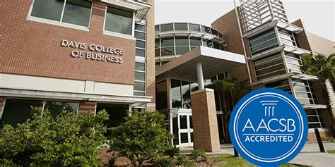 Mba Accreditation Aacsb by Davis College Of Business Maintains Aacsb Accreditation