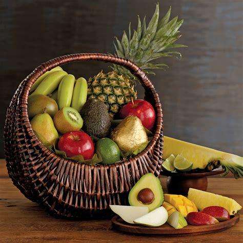 h fruit basket fresh fruit basket gourmet gift baskets harry david