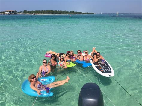 boat rental crab island destin fl rent a boat and paddleboard and spend the day at crab