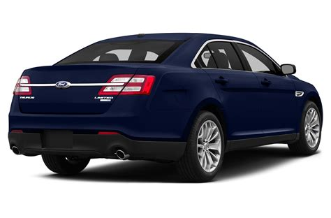 Ford Taurus Prices Reviews And 2015 Ford Taurus Price Photos Reviews Features