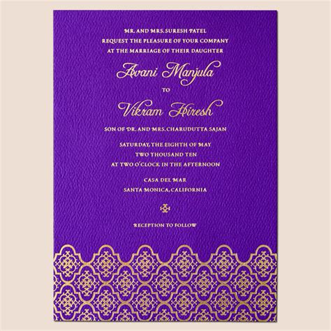 Wedding Invitation Card India by Best Album Of Indian Wedding Invitation Cards Theruntime