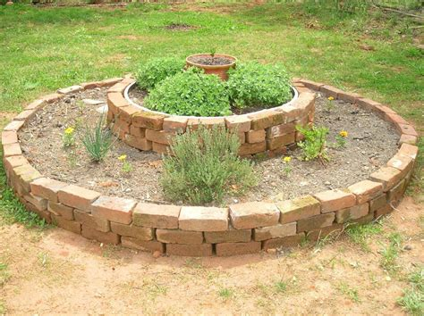 Raised Herb Garden Ideas Small Raised Herb Garden Garden Design Ideas