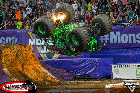 monster truck jam st monster jam photos st louis fs1 chionship series 2016
