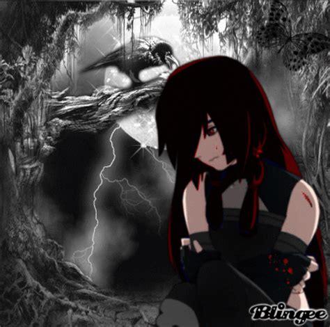 imagenes anime goticas dark anime dark fotograf 237 a 117708146 blingee com