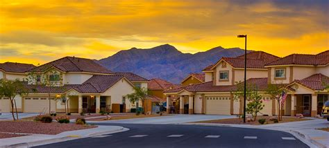 Single Floor Home Plans by Military Housing Nellis Family Housing Welcome