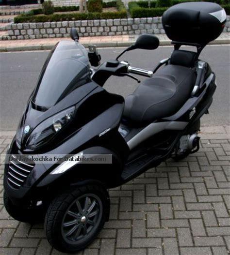 2012 piaggio beautiful mp3 scooter 250cc brand i e