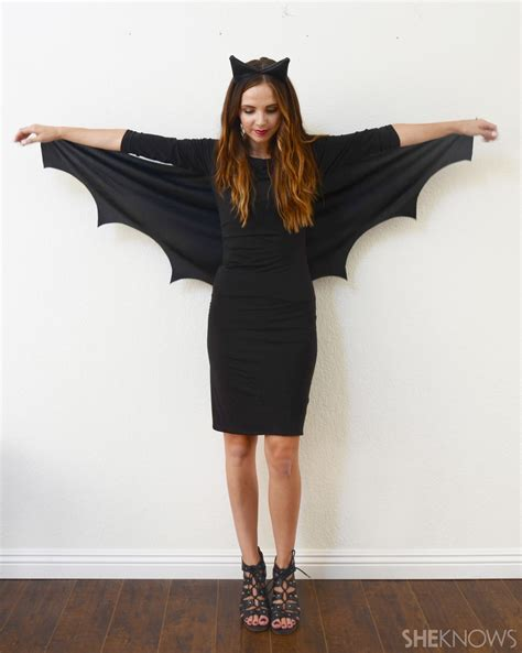 62 costumes for easy diy ideas a diy bat costume so easy no one will it only took 10 minutes