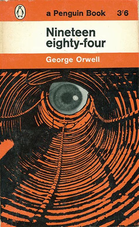 cover design eye george orwell 1984 quotes explained quotesgram