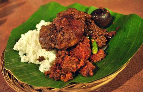 makanan khas  berbagai daerah  indonesia