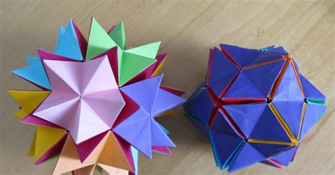 Different Origami Flowers - origami maniacs origami revealed flower