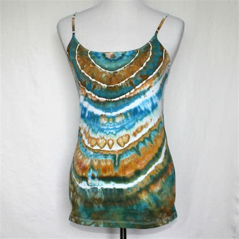 tie dye tank top tie dyed shirt tye dye tank by