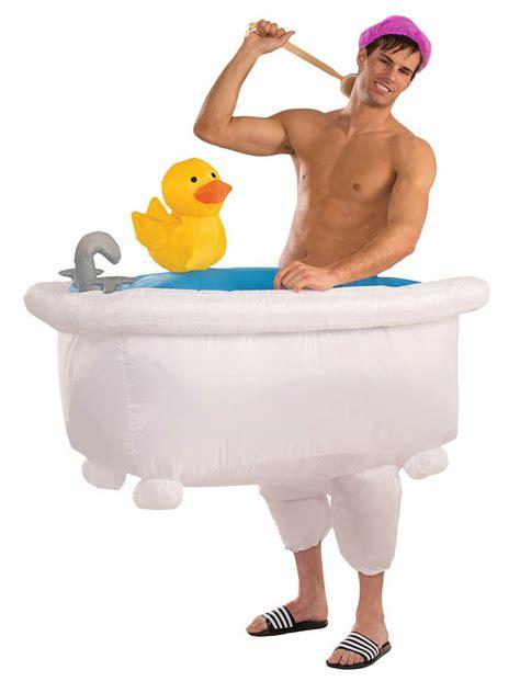 lustiges badewanne kostuem fuer erwachsene kostueme fuer