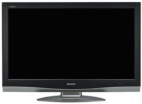 Tv Digital Sharp sharp lc 37px5m 37 quot a multi system lcd tv 110 220 volts