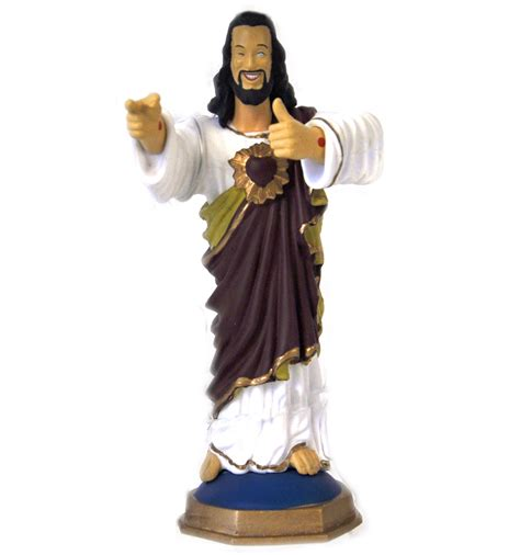 figure jesus buddy dogma dashboard figure jesus statue new