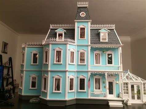 doll house builder building dollhouses with real good toys dollhouse kits heirloom quality dollhouses