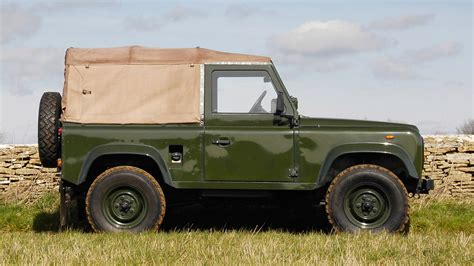 should i buy a land rover retro road test land rover 90 40th anniversary motoring