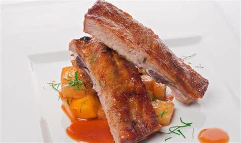 hogarutil hoy cocinas tu receta de costillas de cerdo lacadas isma prados