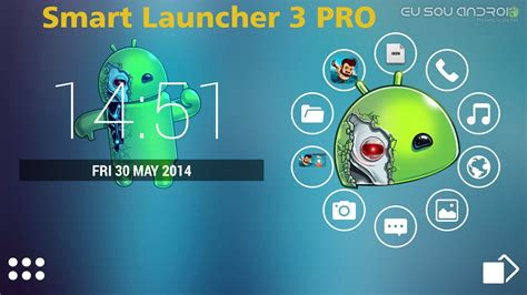 smart launcher pro apk smart launcher 3 pro apk eu sou android