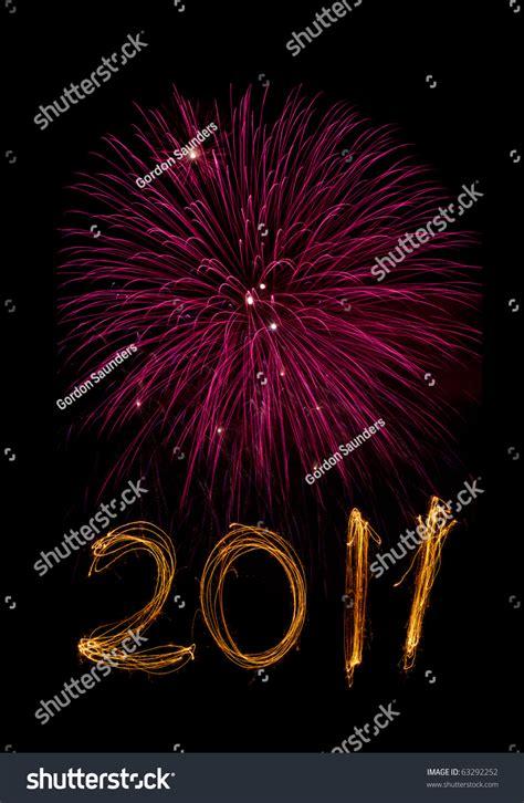 my new year celebration essay new year celebration sparklers writing 2011 stock photo