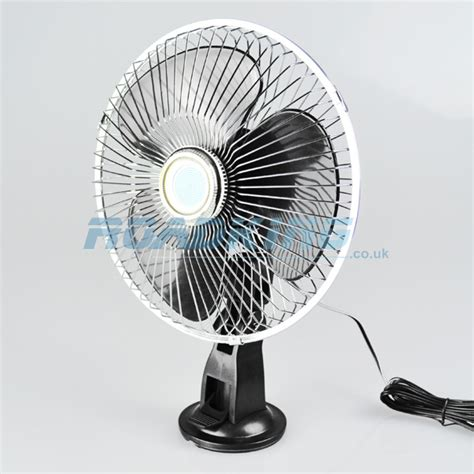 8 inch oscillating fan 24v cooling fan 8 inch oscillating with suction cup