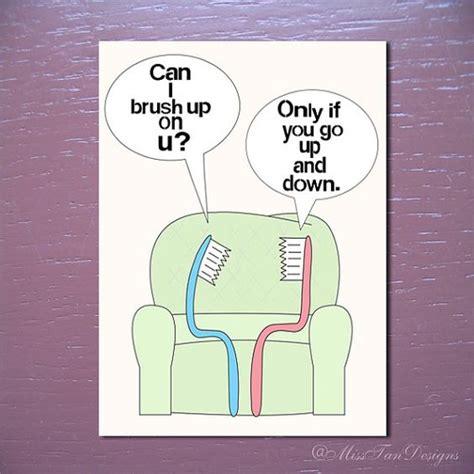 joke valentines gifts valentines card toothbrush boyfriend gift