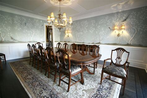 big dining room large and mahogany dining room table lh 5 in customer s home traditional dining