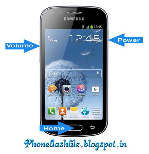 Samsung Galaxy Trend Plus S7580 how to reset samsung galaxy trend plus s7580