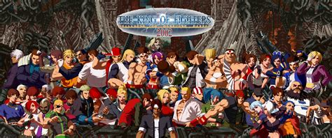 imagenes hd the king of fighters king of fighters 2002 custom wallpaper by yoink13 on