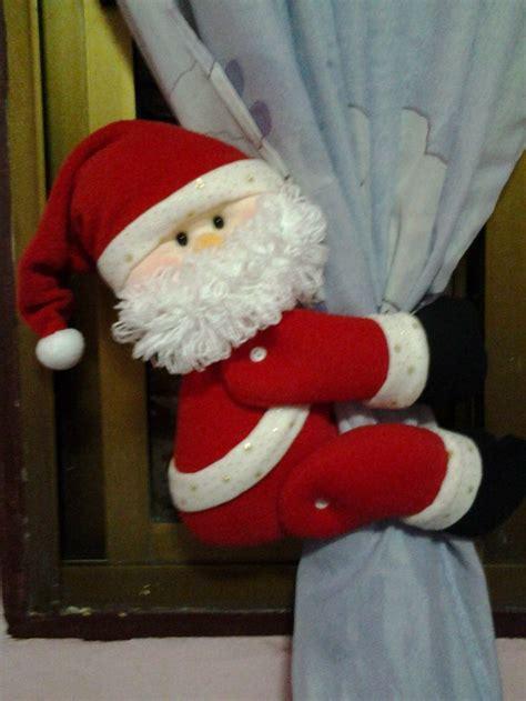 adornos navidenos    puedes hacer  fieltro  decoracion de interiores fachadas
