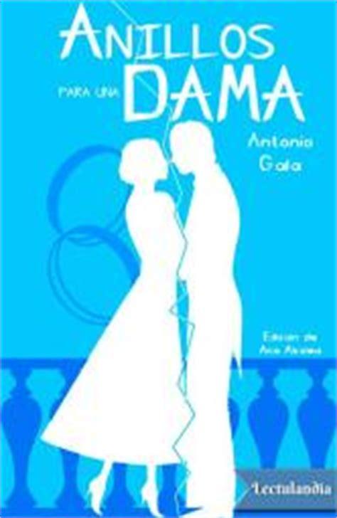 anillos para una dama 8421690299 autor antonio gala lectulandia