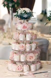 wedding cupcakes multi tier light pink wedding cake 2040333 weddbook