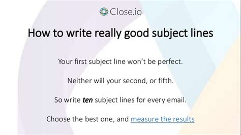 what to write in subject line when sending a resume email marketing seven tips for writing really effective