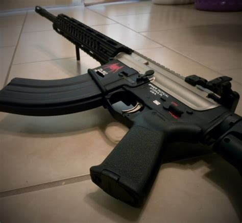 Barrel Bolt Grendel 627 3 Solid who has an ar 15 not chambered in 223 5 56 page 3 ruger forum