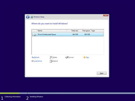 install windows 10 now or wait walkthrough installing windows 10 using a bootable flash