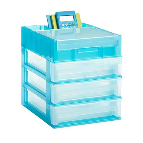 3 Desktop Organizer The Container Store