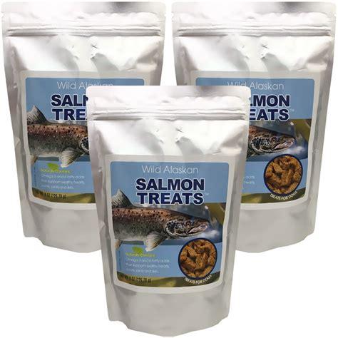 salmon treats alaskan salmon treats