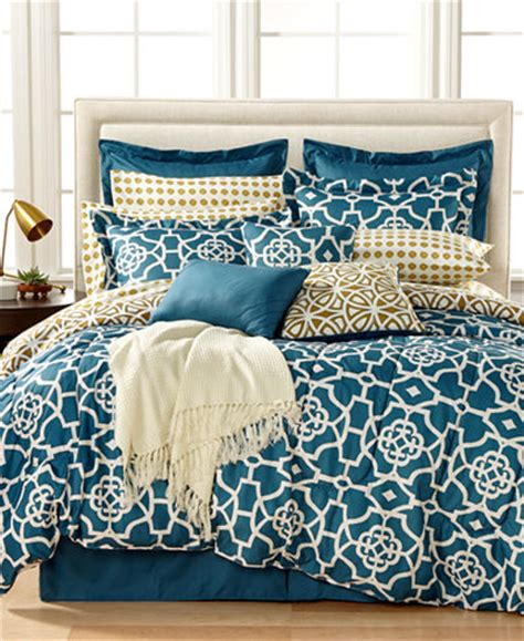 jade 16 pc queen comforter set bed in a bag bed