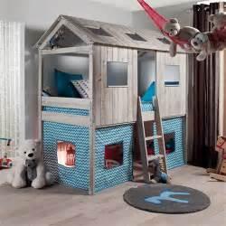 plan lit cabane lit cabane chambre 224 coucher