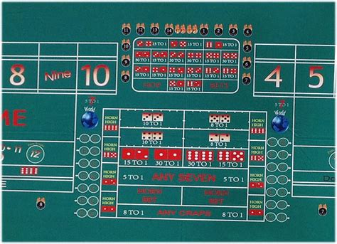 new generic synthetic polyester felt casino style craps