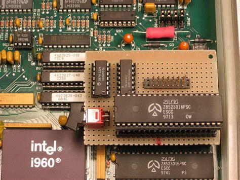 serial port in use projects from psc