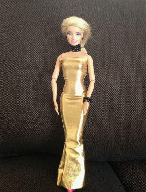 fashion doll cer creando ideas por edith5866 como hacer vestido de
