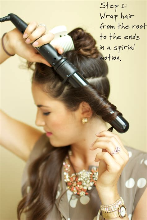 How To Curl Hair by Salon On The Ave Llc