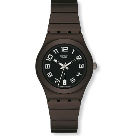 swatch ylc7000ag glam is brown